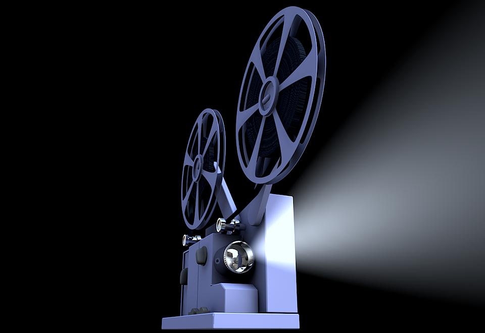 Projektor kino