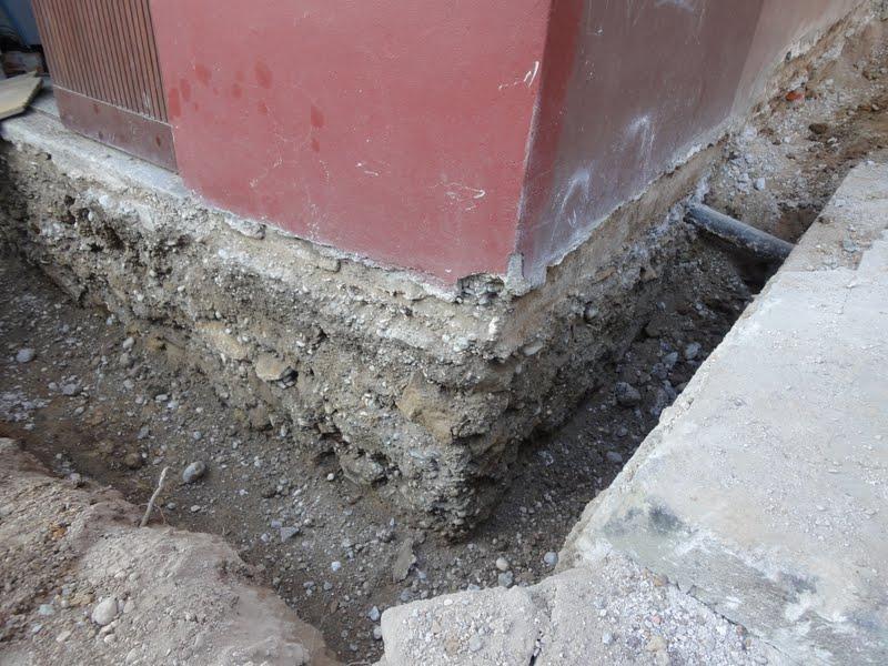 Kapilarni dvig in hidroizolacija temeljev