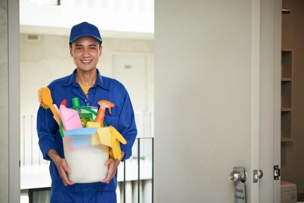 Zanesljiva čistilna oprema za profesionalce